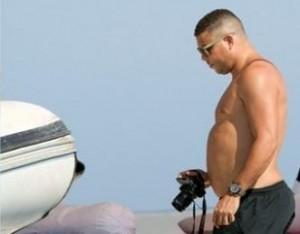 Ronaldo sovrappeso