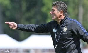Inter vs Feralpi Salo Mazzarri
