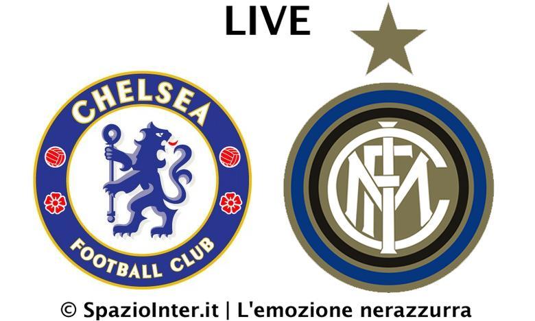 LIVE Chelsea vs Inter