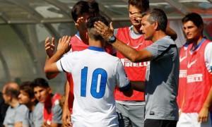 Inter-Modena esultanza Acampora