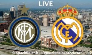 Inter-Real Madrid LIVE