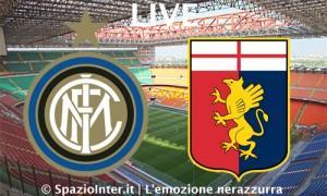 Live Inter vs Genoa