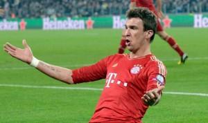 Mandzukic Bayern Monaco