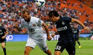video Inter vs Genoa Nagatomo