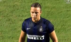 Rigore Olsen Inter-Juventus