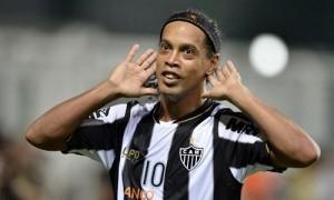 Ronaldinho Atletico Mineiro-Botafogo