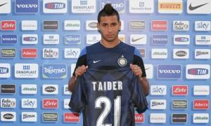 Saphir Taider Inter presentazione