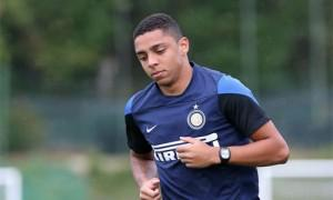 Wallace allenamento Inter
