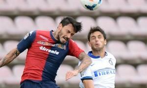 Andrea Ranocchia Cagliari-Inter