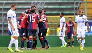 Cagliari Inter Trieste irredenta