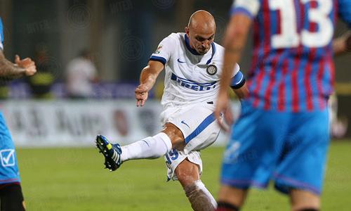 Cambiasso Catania-Inter