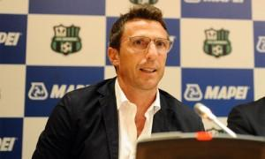Eusebio Di Francesco conferenza stampa