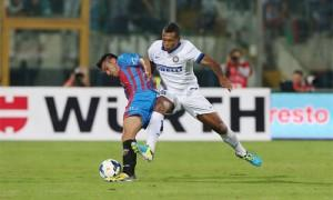 Fredy Guarin Catania-Inter