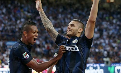 Guarin Icardi Inter-Juventus