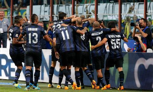 VIDEO Inter Juventus