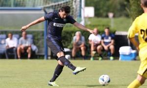 video Inter vs Lugano Diego Milito