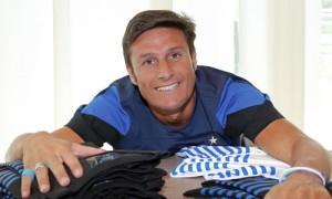 Javier Zanetti magliette Inter