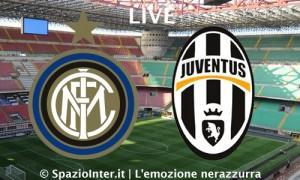 LIVE Inter-Juventus