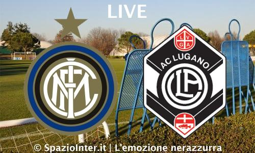 LIVE Inter vs Lugano