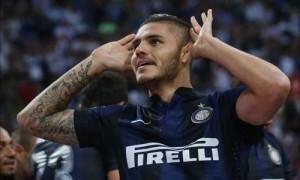 Mauro Icardi Inter-Juventus