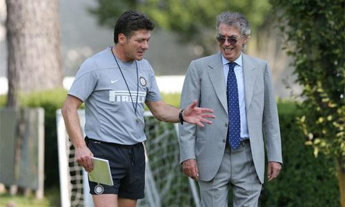 Mazzarri Moratti