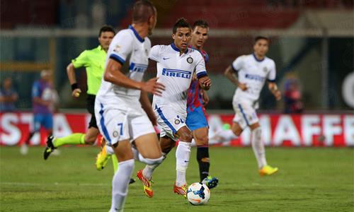 intervista Taider Catania-Inter