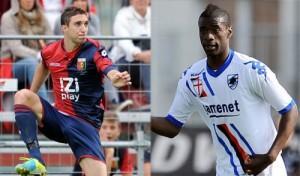 Vrsaljko e Obiang