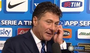 Walter Mazzarri Inter Channel