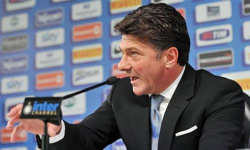 conferenza di Walter Mazzarri