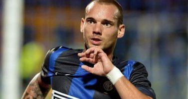 """Sneijder: """"Non ho voluto essere come CR7 e Messi! Ecco perché"""""""