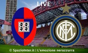 live Cagliari Inter