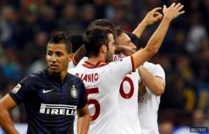 video Inter Roma delusione Taider