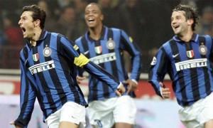 Inter Roma gol Zanetti