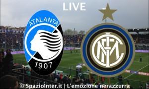 LIVE Atalanta Inter