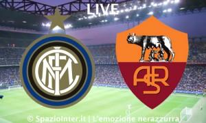 LIVE Inter Roma