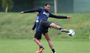 Rolando allenamento Inter