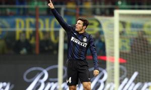 Javier Zanetti Inter rientro