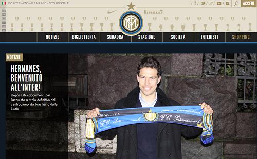 Hernanes Benvenuto Inter