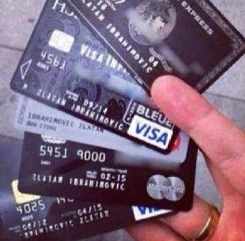 Ibra carte di credito