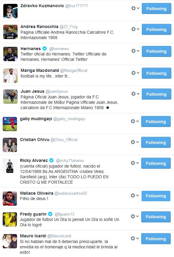 Profili Inter