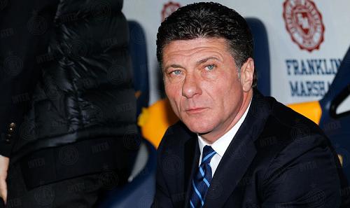 Walter Mazzarri Verona-Inter