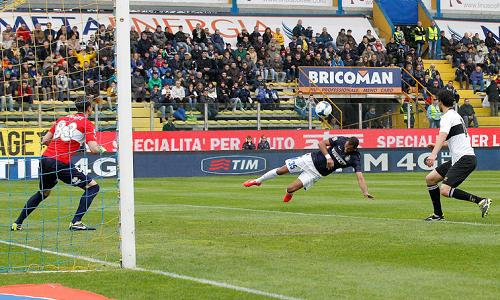 Gol Rolando Parma-Inter