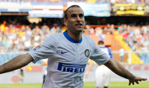 Rodrigo Palacio Sampdoria-Inter