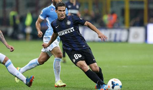 Hernanes Inter-Lazio
