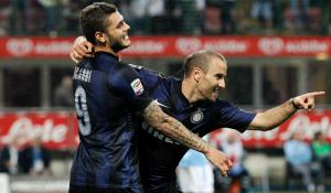 Icardi Palacio Inter-Lazio
