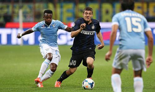 Mateo Kovacic Inter-Lazio