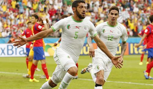 Algeria-Corea del Sud