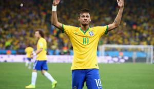 Neymar Brasile Croazia 3-1
