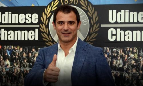 Dejan Stankovic Udinese