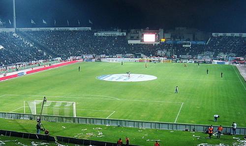 Paok Salonicco-Inter amichevole